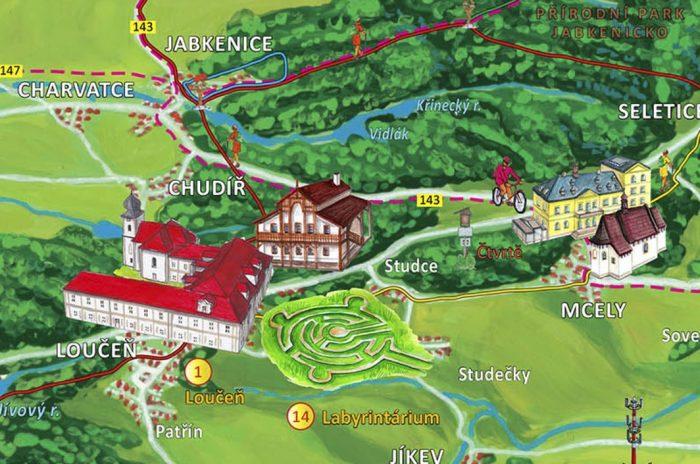 Nymbursko_mapa-vyrez Loucen