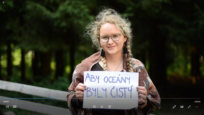 Oceány čisté