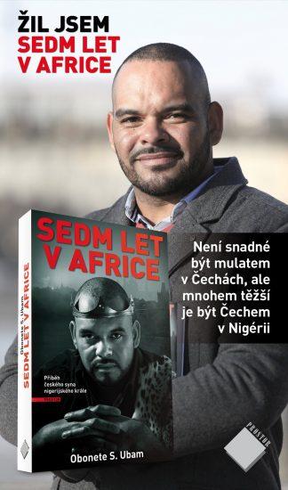 Sedm let v Africe - plakát