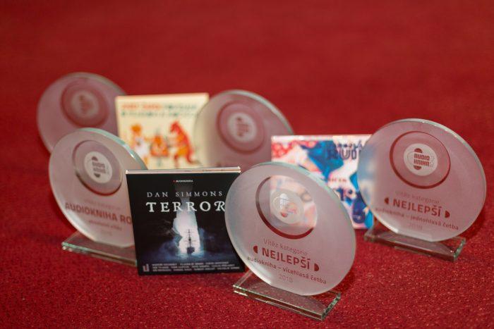 Absolutním vítězem ceny Audiokniha roku 2018 je mrazivý TERROR