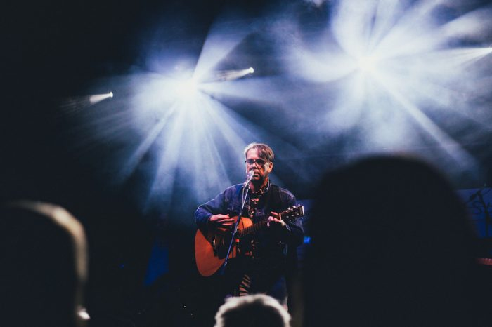 Festival objevuje nové hudební hvězdy. Lonsky Objev United Islands baset+ Foto Pavel Fryč