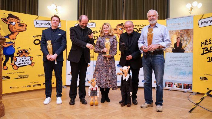 KF Oceneni Petr Kolecko, Spejbl a Hurvinek a Zdenek Sverak
