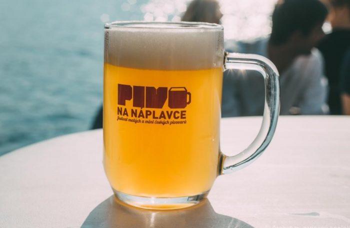 Pivo na Náplavce