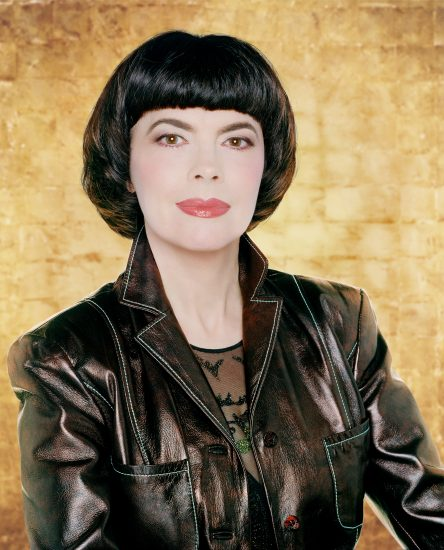 Mireille Mathieu (photo JVS Group) 2