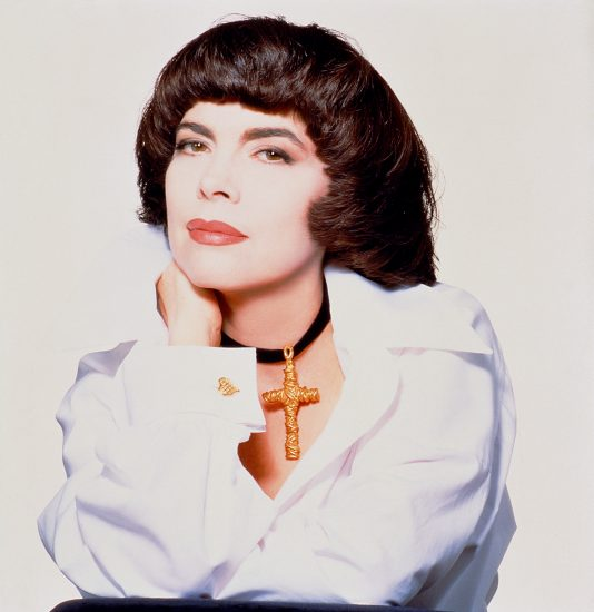 Mireille Mathieu (photo JVS Group) 4