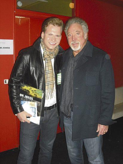 Tom Jones + Martin Chodúr (Kodaň 2010) - 1