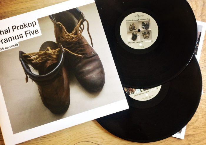 Vinyl 2LP Sto roku na ceste - Michal Prokop a Framus Five